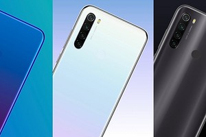 Xiaomi представила свой самый дешевый смартфон с NFC - Redmi Note 8T