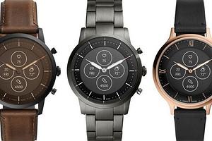 Представлены умные часы с настоящими стрелками и экраном на электронных чернилах