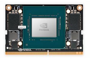 Nvidia представила суперкомпьютер, помещающийся в кармане