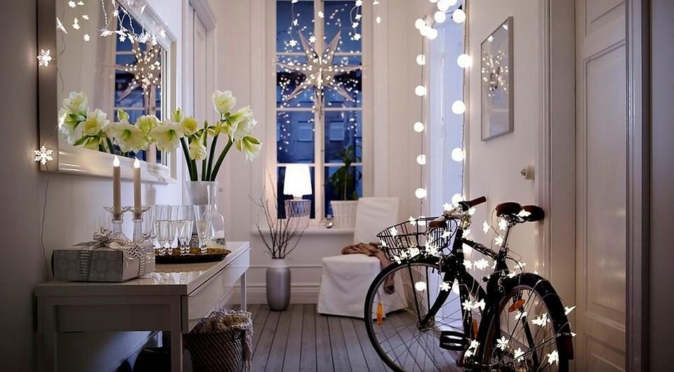 Создаем праздничное настроение: 6 световых решений для новогоднего оформления квартиры
