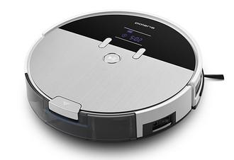 Робот-пылесос Polaris PVCR 0930 SmartGo позволяет п ...