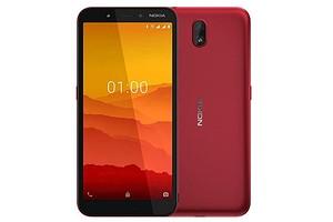 Nokia представила ну очень дешевый смартфон Nokia C1