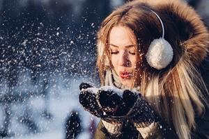 Как красиво фотографировать снежинки