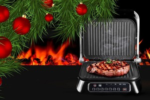 5 причин подарить электрогриль REDMOND SteakMaster на Новый год