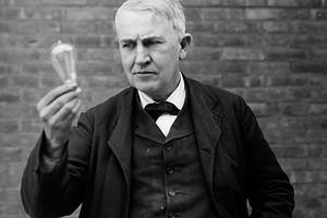 10 изобретений Томаса Эдисона, повлиявшие на жизнь каждого из нас