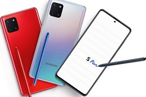Рассекречены полные характеристики облегченного флагмана Samsung Galaxy Note10 Lite