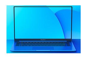 Honor представил стильный ноутбук в металлическом корпусе и с NFC