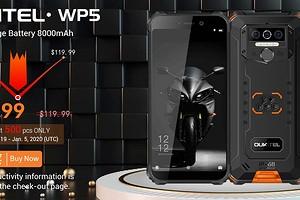 Китайцы представили неубиваемый смартфон с гигантским аккумулятором всего за 100 долларов