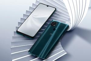 Китайский производитель выпустил смартфон с батареей 5000 мАч, NFC и тройной камерой за 12 000 рублей