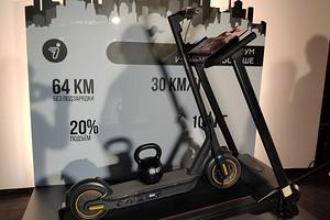 Ninebot представила новый электросамокат KickScooter MAX G30P, способный пройти на одном заряде до 65 км