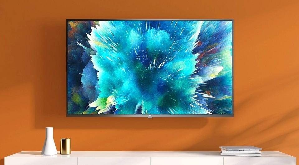 Большой 4K-телевизор Xiaomi подешевел почти в 2 раза