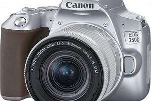 Canon представила самую лёгкую зеркальную камеру с поворотным экраном