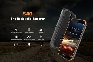 Китайцы представили долгоиграющий защищенный смартфон дешевле 6500 руб.