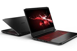 Acer представила мощный геймерский ноутбук Nitro 7