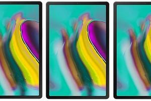 Samsung привезла в Россию свой новый флагман — Galaxy Tab S5e