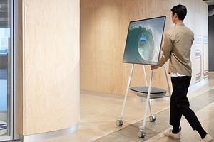Microsoft представила гигантский планшет по безумной цене
