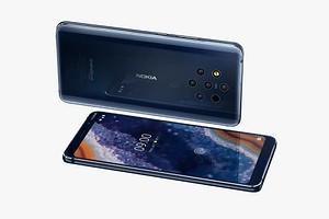 Флагманский смартфон Nokia можно разблокировать отпечатком чего угодно