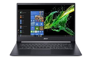 Acer представила ноутбук Aspire 7 на платформе Intel Kaby Lake G