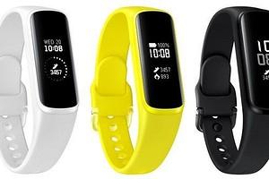 Начались продажи фитнес-браслета Samsung Galaxy Fit e по цене дешевле 3000 руб.