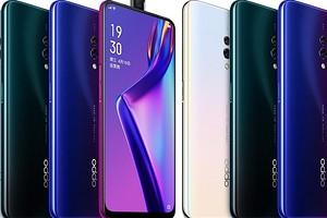 Китайский смартфон OPPO K3 получил крутой экран, достойный аккумулятор и доступную цену