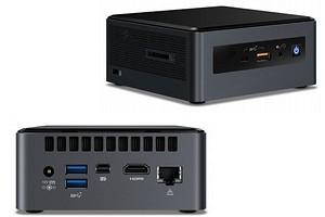 Мини-компьютеры Intel NUC 8 приятно удивили мощностью