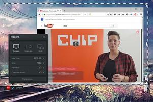 Видео с экрана: 5 бесплатных программ для записи скринкастов