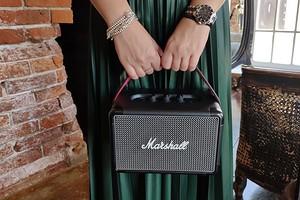 В России представлена новая линейка портативных колонок Marshall