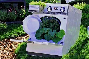 Долой тазики: покупаем стиральную машину для дачи без водопровода