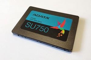 Тест SSD ADATA Ultimate SU750: емкий ускоритель ПК за небольшие деньги