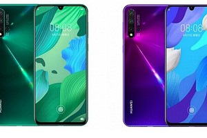 Huawei официально представила смартфоны Nova 5, Nova 5 Pro и Nova 5i