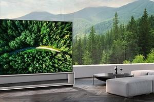 Стартовали продажи первого в мире 8K OLED телевизора