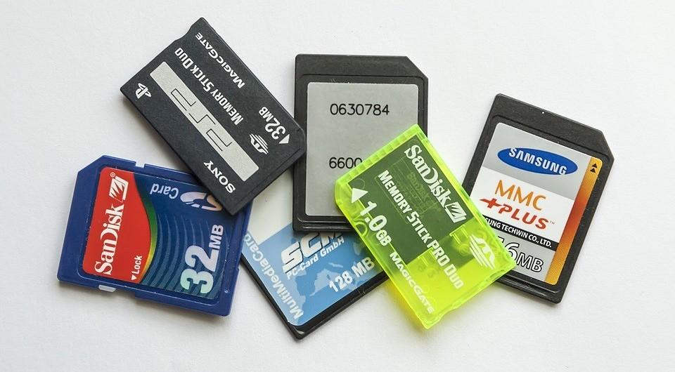 Как отформатировать карту памяти с защитой от записи