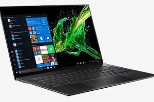 Acer привезла в Россию мощный ноутбук в металлическом корпусе толщиной всего 9,95 мм