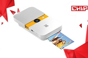 Обзор Kodak Smile: камера мгновенной печати с функцией видео