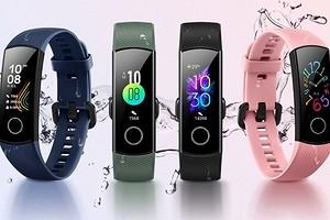 Honor представил главного конкурента Xiaomi Mi Band 4 — фитнес-браслет Band 5