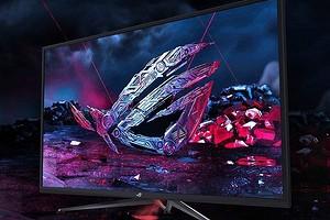 ASUS представил монитор-мечту геймера ROG Strix XG438Q