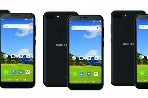 Philips представила бюджетный смартфон, способный прожить на одном заряде 38 дней