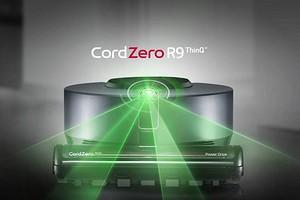 LG выпустила новый умный робот-пылесос CordZero R9