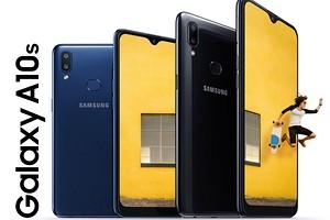 Samsung представила потенциальный бестселлер — бюджетный смартфон Galaxy A10s