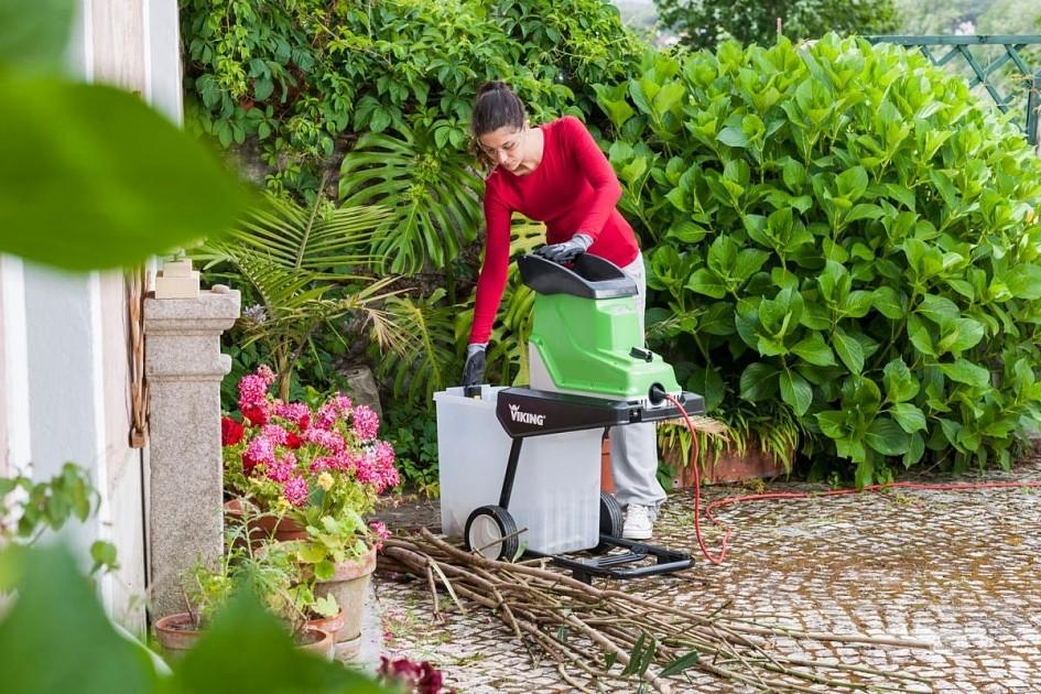 Садовый измельчитель веток рейтинг лучших моделей Как выбрать бензиновый и электрический измельчители