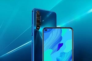 Huawei представила очень крутой, но доступный смартфон Nova 5T