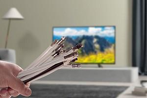 Какой антенный кабель нужен для цифрового телевидения? Варианты на выбор