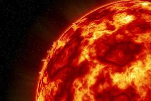 Самая горячая из открытых планет имеет температуру около 2338º С