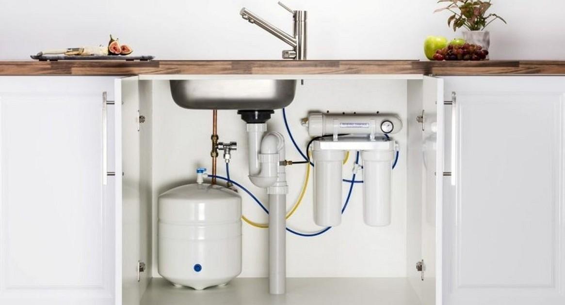 Фильтр для воды под мойку 75 фото установки оптимальных моделей