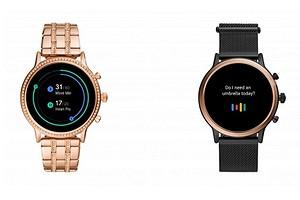 Умные часы Fossil Gen 5 получили NFC, динамик и способность становиться глупее