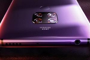 Новый флагманский смартфон Huawei получил ну очень крутую камеру
