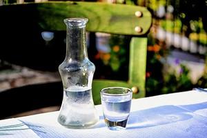 Украинские ученые создали водку из чернобыльской воды