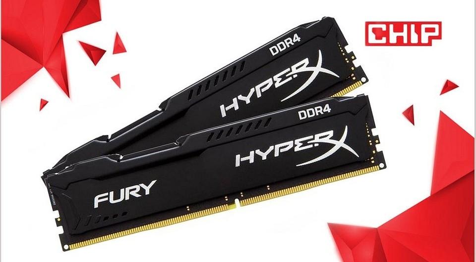 Обзор и тест оперативной памяти HyperX FURY DDR4 RGB 3466 Mhz 32gb