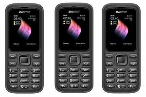 Российский производитель представил телефон всего за 690 рублей