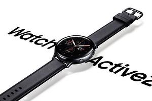 Samsung открыла в России предзаказ на умные часы Galaxy Watch Active 2